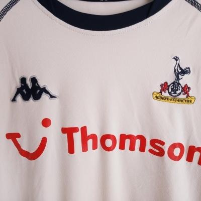 """Tottenham Hotspurs Home Shirt 2002-2004 (XL) """"Very Good"""""""