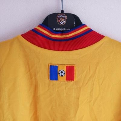 "Romania Home Shirt 1996-1998 (M) ""Very Good"""
