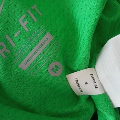 "Brazil Training Shirt 2010 (M) ""Perfect"""
