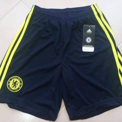 NEW Chelsea FC Away Shorts 2009-2010 (L Youths)