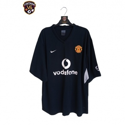 "Manchester United Training Shirt 2002-2003 (XL) ""Very Good"""