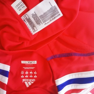 """France Goalkeper Shirt Player Issue 2009 (M) """"Perfect Condition"""""""