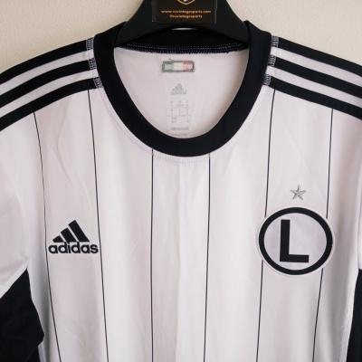 "Legia Warzaw Home Shirt 2013-2014 (S) ""Very Good"""