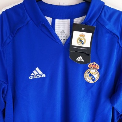 NEW Player Issue Real Madrid Third Shirt 2004-2005 (L)