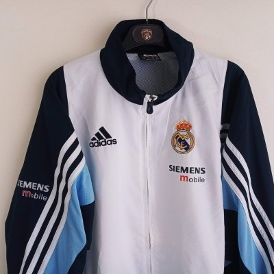 "Issue Real Madrid FC Full Tracksuit 2003-2004 (M) ""Very Good"""