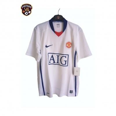 NEW Manchester United Away Shirt 2008-2009 (S)