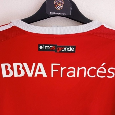 "River Plate Away Shirt 2016 (M) ""Very Good"""