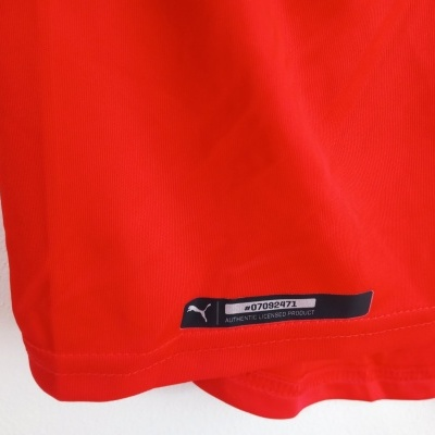 "Stade Rennais Rennes Home Shirt 2016-2017 (S) ""Perfect"""
