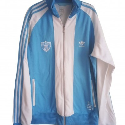 "Guatemala Football Track Top Jacket Adidas (L) ""Good"""