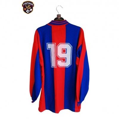 "Matchworn Cosenza Calcio Home Shirt 1992-1993 #19 (XL) ""Very Good"""