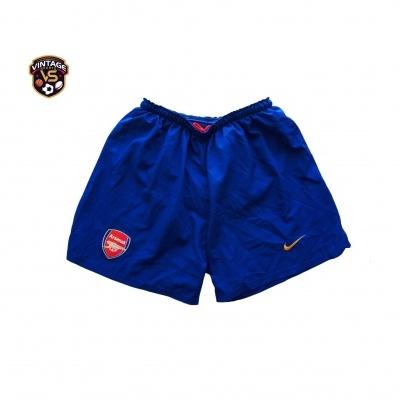 "Arsenal FC Away Shorts 2003-2005 (L) ""Very Good"""