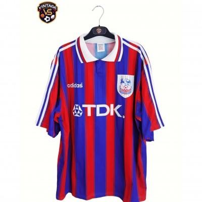 "Crystal Palace Home Shirt 1996-1998 (XL) ""Very Good"""