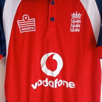 "England Cricket Shirt (M) ""Good"""