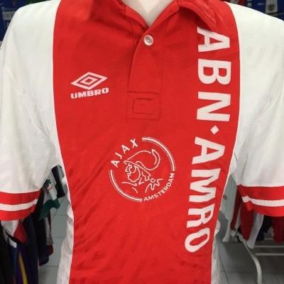 Vintage Ajax Amsterdam Home Shirt 1993-94 (XL)