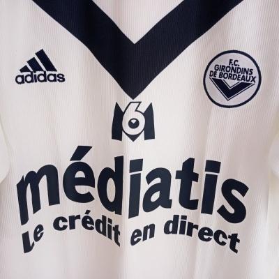 "Girondins Bordeaux Away Shirt 1999-2000 (M) ""Very Good"""