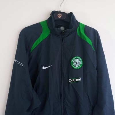 "Celtic Glasgow FC Tracksuit Top Jacket (M) ""Very Good"""