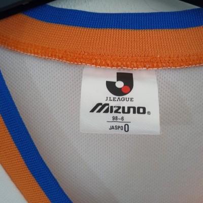 "Shimizu S-Pulse Shirt 1994 (M) ""Very Good"""