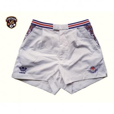 "Vintage Shorts Team Great Britain Barcelona 1992 Adidas ""Very Good"""