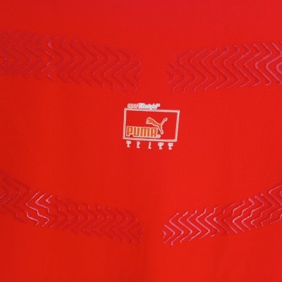 """Switzerland Player Issue Home Shirt 2014-2015 (L) """"Perfect"""""""