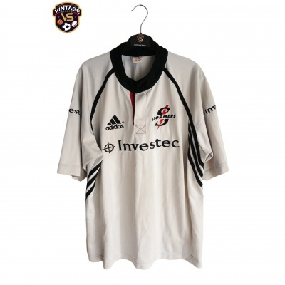 """Stormers Rugby Away Shirt 2003 South Africa (L) """"Average"""""""