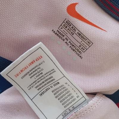 "FC Barcelona Home Shirt 1998-2000 (XXL) ""Very Good"""