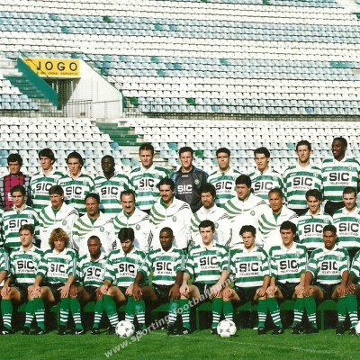"ISSUE Sporting CP Coach Jacket 1995-1996 (L) ""Very Good"""