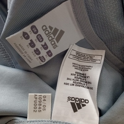 """Real Madrid Third Shirt 2005-2006 (XL) """"Perfect"""""""