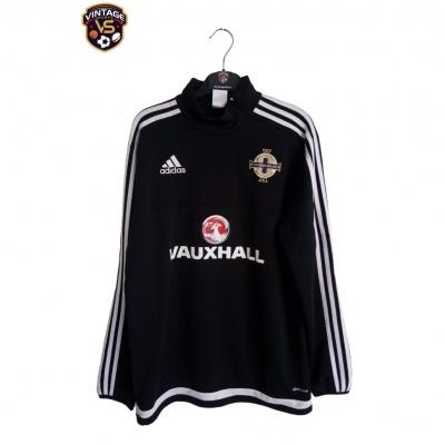 "Northern Ireland Training Sweatshirt 2015 (M) ""Very Good"""