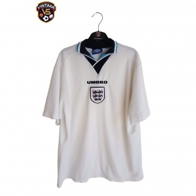 "England Home Shirt 1996 (XL) ""Very Good"""