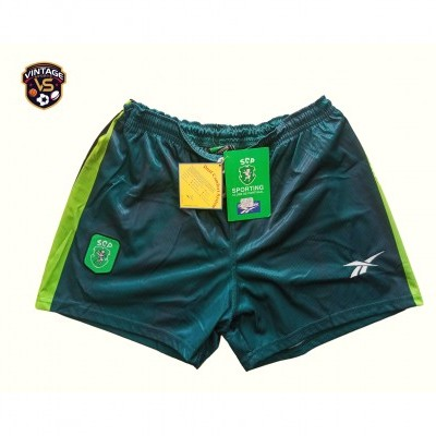NEW Sporting CP Football Away Shorts 1999-2000 (M)