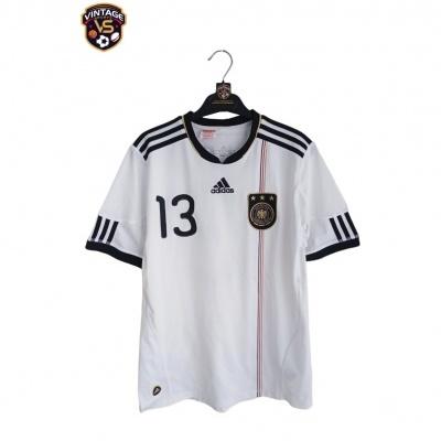 "Germany Home Shirt 2010-2012 #13 Ballack (XL Youths) ""Good"""