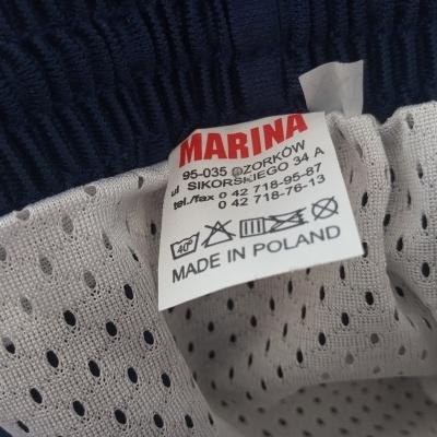 """Vintage Shorts Marina 1990s Blue (XXL) """"Very Good"""""""