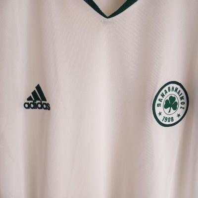 """Panathinaikos Away Shirt 2004-2005 (L) """"Perfect"""""""