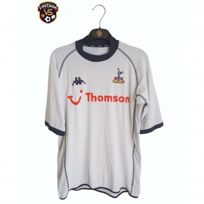 "Tottenham Hotspurs Home Shirt 2002-2004 (XL) ""Very Good"""