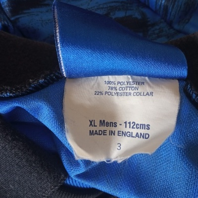 """Manchester United Away Shirt 1992-1993 (XL) """"Very Good"""""""