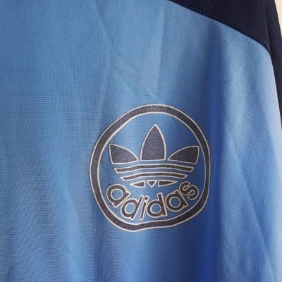 "Vintage Track Top Jacket Adidas Blue (L) ""Very Good"""