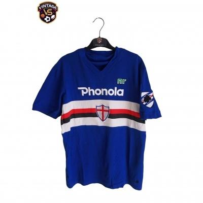 """Retro Sampdoria Home Shirt 1982-1983 #10 (M) """"Very Good"""""""