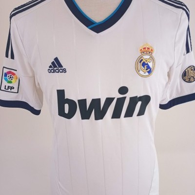 "Real Madrid Home Shirt 2012-2013 (M) ""Good Condition"""