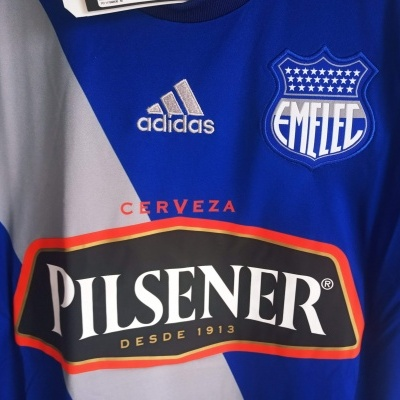 NEW Emelec Home Shirt 2017 Ecuador (S)