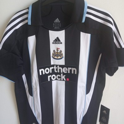 NEW Newcastle United Home Shirt 2007-2009 (M Youths)
