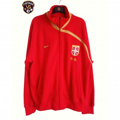 "Serbia Football Jacket Nike Anthem (XL) ""Very Good"""