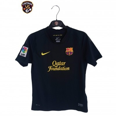 "FC Barcelona Away Full Kit 2011-2012 (M Youths) ""Perfect"""