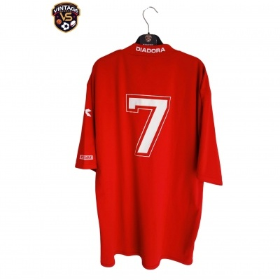 "Home United FC Home Shirt 2005 #7 (XL) ""Very Good"""