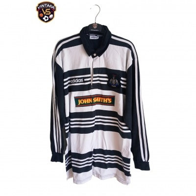 """Newcastle Rugby Home Shirt 1996-1998 (M) """"Good"""""""