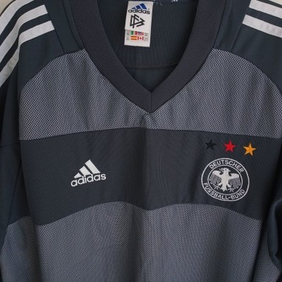 "Germany Away Shirt 2002-2004 (2XL) ""Perfect"""