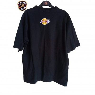 "LA Los Angeles Lakers NBA T-Shirt 1990s #8 Bryant (S) ""Very Good"""