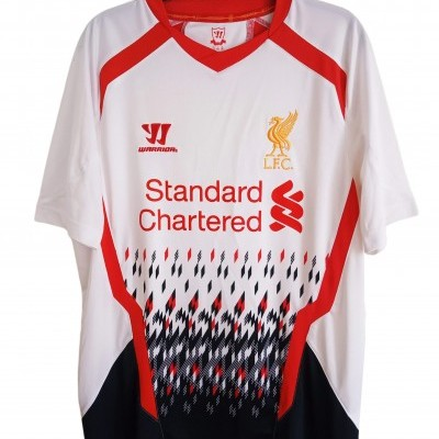 "Liverpool FC Away Shirt 2013-2014 (M) ""Very Good"""