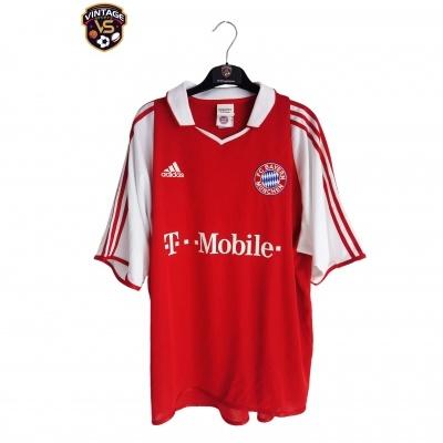 """Bayern Munich Home Shirt 2003-2004 (L) """"Perfect"""""""