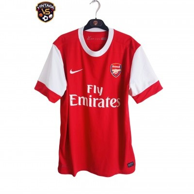 "Arsenal FC Home Shirt 2010-2011 #19 Wilshere (L) ""Good"""