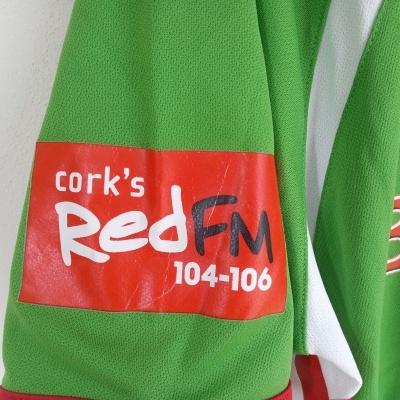 "Cork City FC Home Shirt 2008-2010 (L) ""Good"""